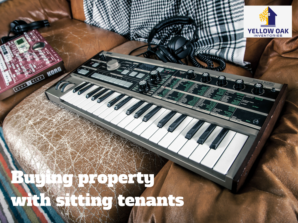 Buying property with sitting tenants
