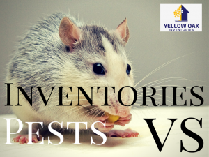 Inventories vs Pests