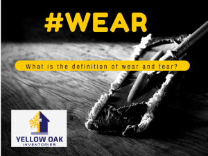 Wear - What is the definition of wear and tear _