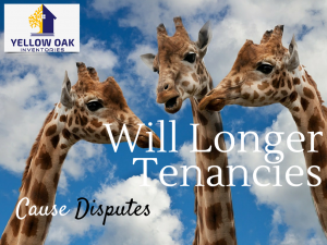 Will Longer Tenancies