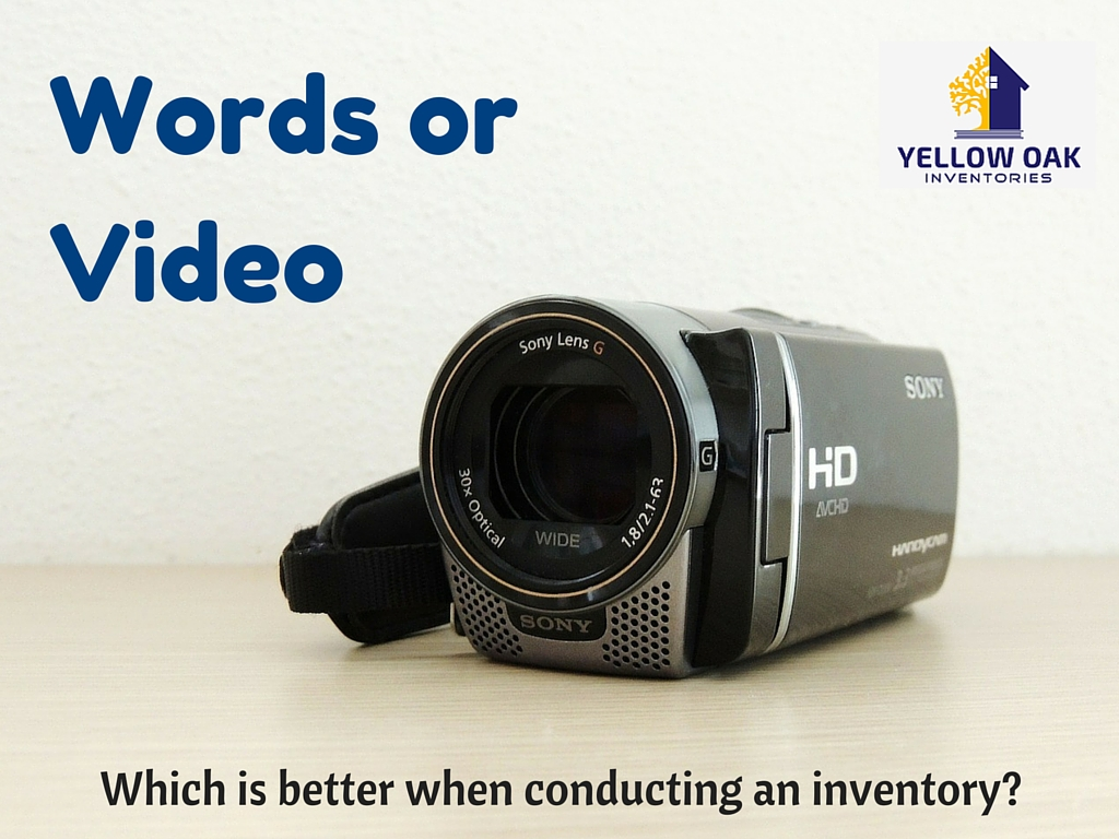 Words or Video - Which is better when conducting